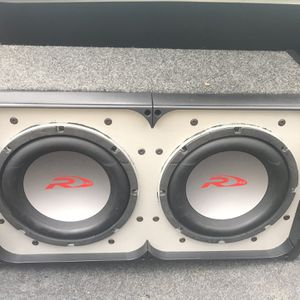 "10"" Subs With Amp for Sale in Reston, VA"
