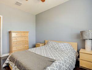 Bedroom Set- Bed, Dresser, Night Stands, Matress for Sale in Gilbert, AZ
