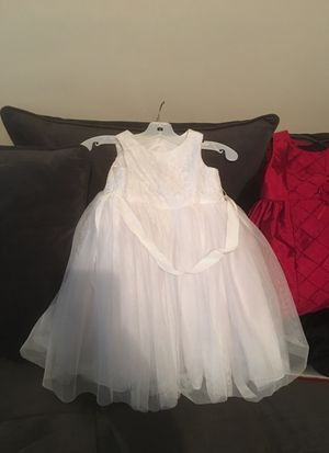 White Flower Girl Dress for Sale in Houston, TX