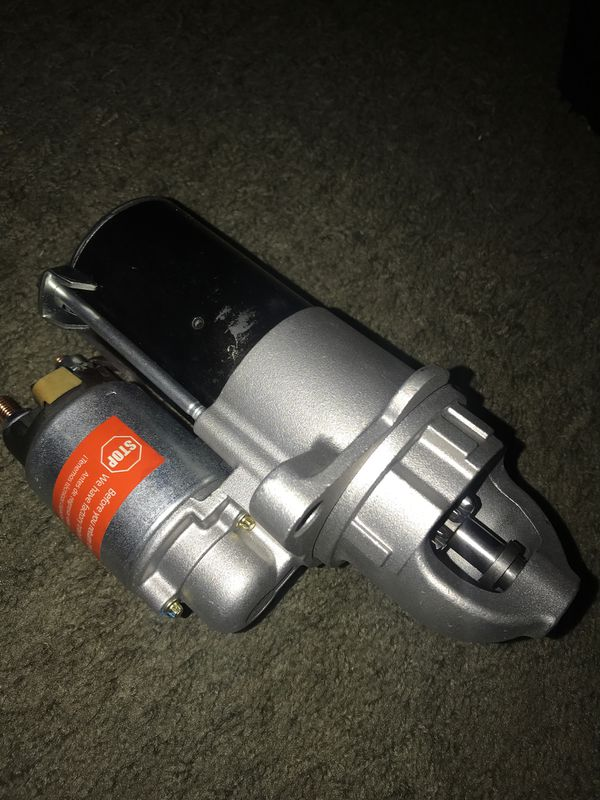 Brand new Starter for 2006 ion Saturn Never used