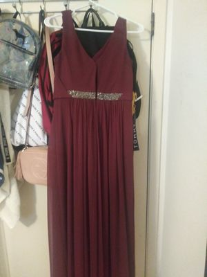 Prom Dress and matching purse for Sale in Baytown, TX
