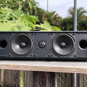Canton AV 700 Center Channel Speaker ~ 100 WATT ~ 4/8 ohms for Sale in Pompano Beach, FL