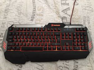 Black web keyboard changing colors. for Sale in Homestead, FL