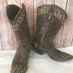 Durango Women's Distressed Cowboy Boots for Sale in San Diego, CA