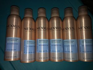 Nexxus Dry Shampoo Foam (6.8 Oz) for Sale in Los Angeles, CA