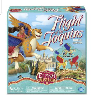 Disney Elena Avalor Flight of the Jaquins Game Juego for Sale in Weston, FL
