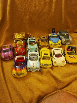 Chevron collectable toy cars for Sale in Portland, OR