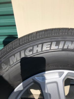 Jeep tires and wheels for Sale in Chester, VA