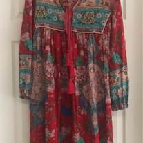 Adult Bohemian Dress Size Small just $5 for Sale in Port St. Lucie, FL
