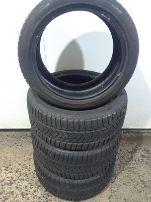 x4 Pirelli SNOW tires 245/40R18 All Season for Sale in Herndon, VA