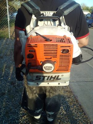 STIHL backpack blower for Sale in Sacramento, CA