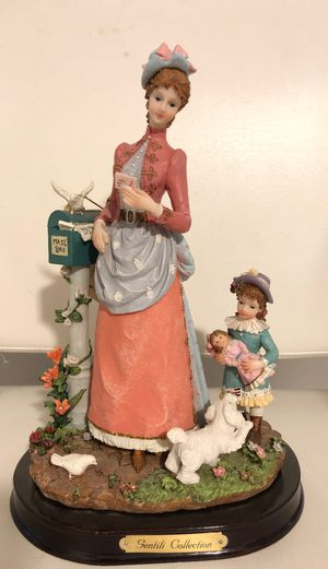 Gentility Collection Mother and Daughter collectible Figure Statue for Sale in Scottsdale, AZ