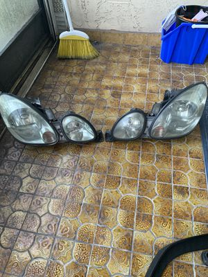 2001 gs430 factory HID headlights for Sale in Margate, FL