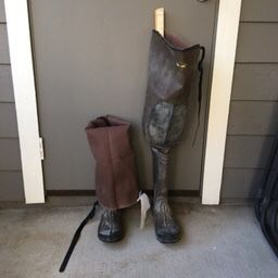 Fishing Waders Size 11 for Sale in Beaverton, OR