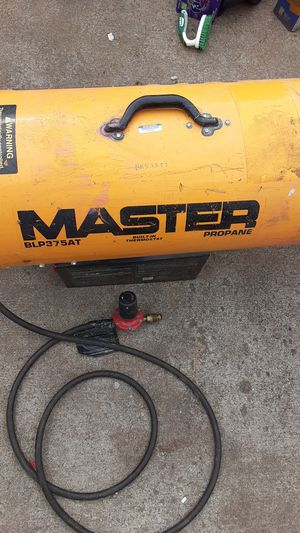 Master BLP375AT for Sale in Everett, WA