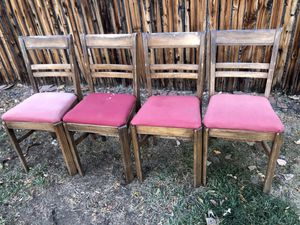 2 , Vintage Chairs left for Sale in Littleton, CO