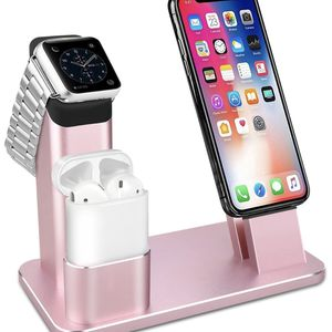 iPhone, Apple Watch, AirPods Titanium Charging Dock for Sale in Cary, NC