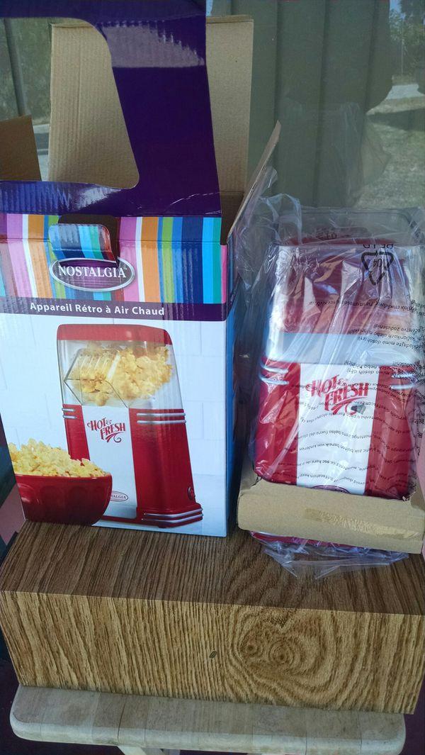 Popcorn Maker. NEW