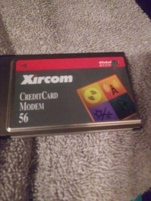 Xircom modem for Sale in Liberty Lake, WA