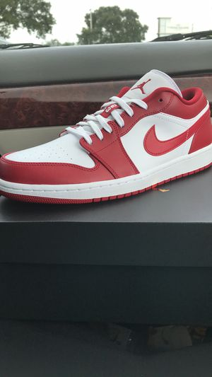 Jordan 1 Gym Red for Sale in Belleair Beach, FL
