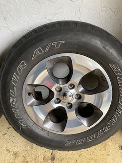2017 jeep wheels and tires. 17. Inch wheels for Sale in Boca Raton,  FL