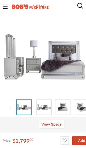 Diva Bed Frame Vanity Night stand for Sale in Lawrence, MA