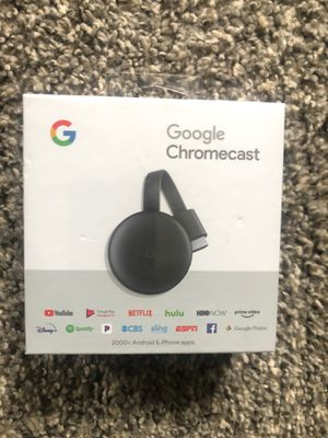 Google Chromecast for Sale in Liberty, MO