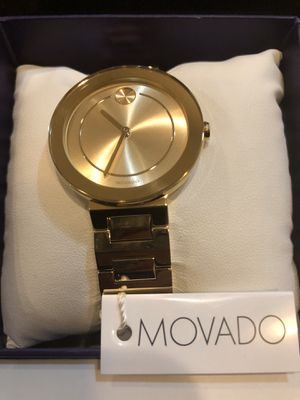 Women's Movado bold watch. Brand new for Sale in Everett, WA