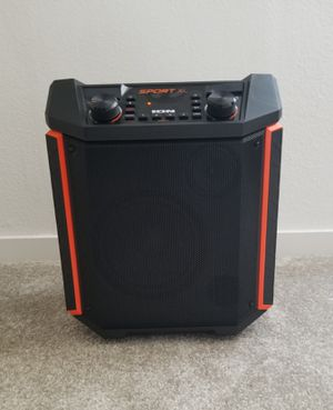 SPEAKER SYSTEM - ION SPORT XL for Sale in Lake Forest, CA