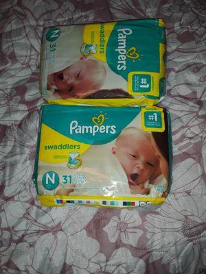 Newborn diapers for Sale in Orlando, FL