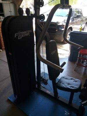 Fitness gear workout machine for Sale in Mesa, AZ