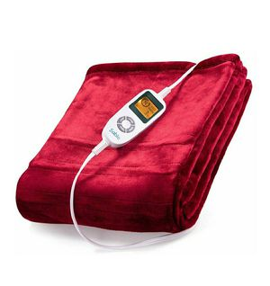 Electric Throw, Heated Blanket for Sale in Newton, KS
