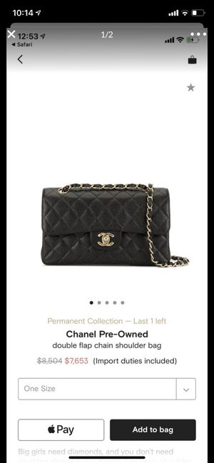 Chanel bag for Sale in Tempe, AZ