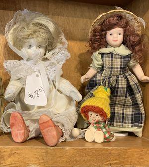 vintage dolls for Sale in Sandy, UT