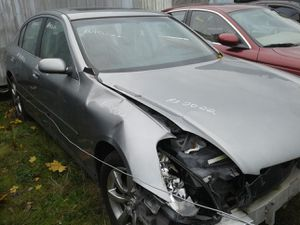 Parting Out - Infiniti G35 2006 for Sale in Joint Base Lewis-McChord, WA