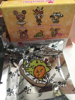 tokidoki collectible enamel pin - snoop kitty for Sale in Covina, CA