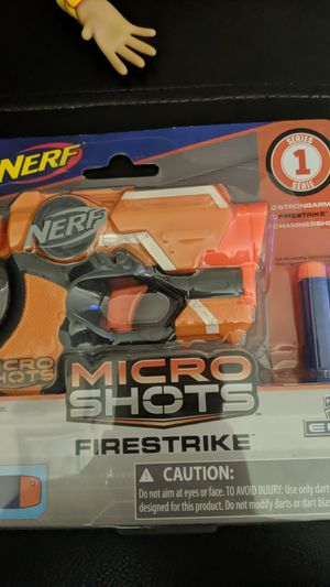 Nerf Gun Micro Shots for Sale in Industry, CA