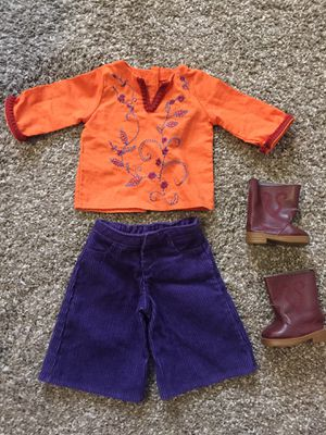 American Girl Doll Julie's Causal Outfit for Sale in Moapa, NV