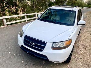 2007 Hyundai Santa Fe Limited Sports Utility for Sale in Laguna Beach, CA
