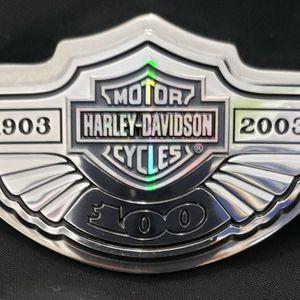 Harley Davidson 100th Anniversary Badge for Sale in Cicero, IL