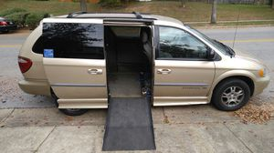Wheelchair accessible minivan for Sale in Springdale, MD