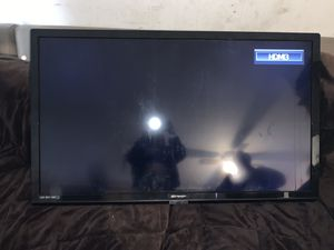 Emerson 55 inch tv for Sale in Parkland, WA