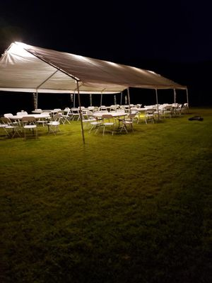 Tents , tables for Sale in Fontana, CA
