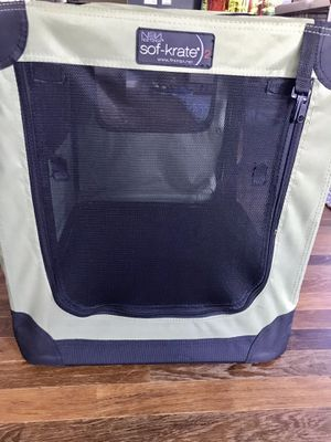 Noz2Noz Soft-Kramer Indoor and Outdoor Crate for Pets for Sale in Seattle, WA