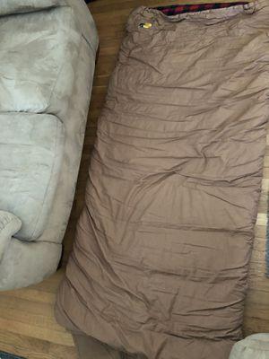 Bass pro 0 degree sleeping bag for Sale in Richmond, VA