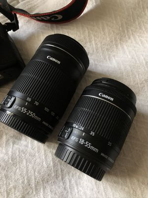 Canon Kit Lenses for Sale in Phoenix, AZ