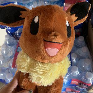 Build A Bear Plush Pokémon Eevee for Sale in Peoria, AZ