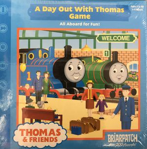 Thomas The Tank Engine - A Day Out With Thomas Board Game for Sale in San Jose, CA