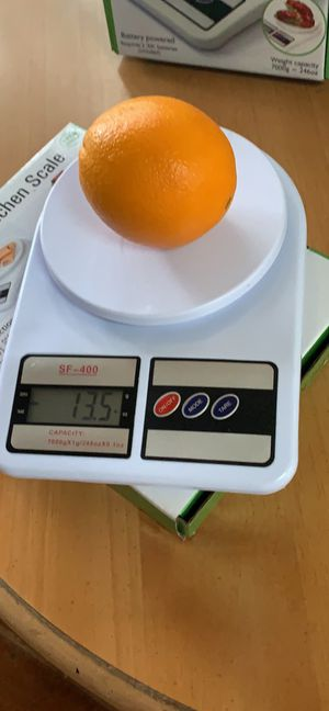 Digital kitchen scale for Sale in Raleigh, NC
