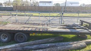 Pintle Hitch Trailer great price for Sale in Houston, TX